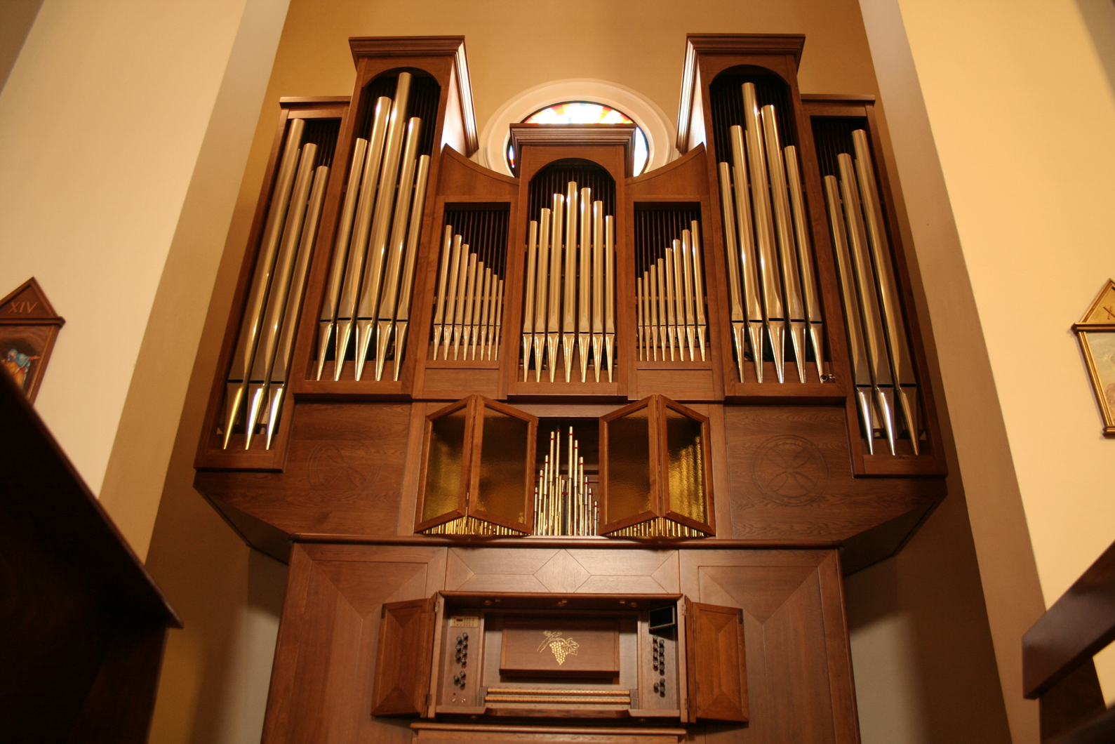 Organ builders from 1957